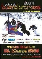 plakat pohorski boardercross 2010-2